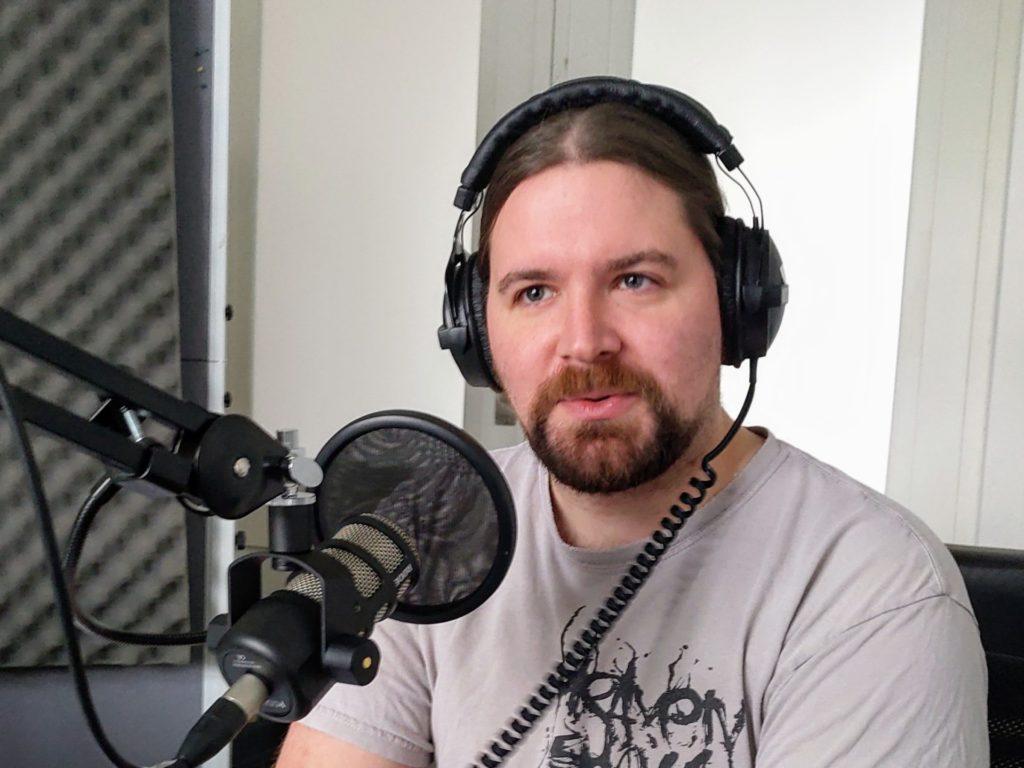 Dominik vom Dungeon Starter Podcast Team