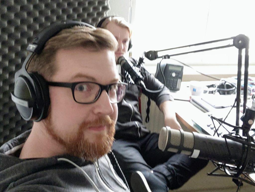 Matthias vom Dungeon Starter Team