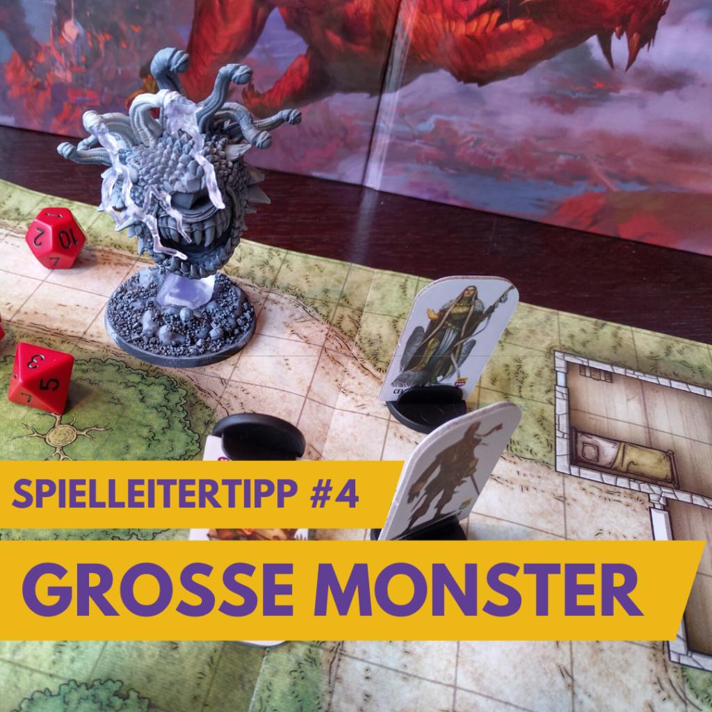 Beispielbild für grosse Monster im Rollenspiel